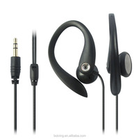 Wired communication earhook earphone used for cell phone and PC