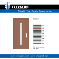 XinYuan Elevator Short-view Manual Swing Door