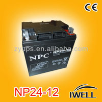 12v 22ah Lead Acid Battery for UPS Inverters
