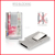 Tuopuke RFID Aluminum Card Holder Wallet Easy to Use Smoothly Pure Color Metal Case Wallet