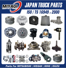 Over 1000 Items For MITSUBISHI FUSO Truck Parts Japan