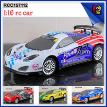 rc racing car 4CH 1:16 PVC cover scale rc car with ligh&music RCC157112