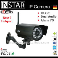 INSTAR IN-2905 Wireless Secrurity IP Camera