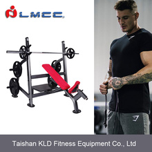 LMCC LMCC9035 Body Building Equipment Incline Bench Dimensions