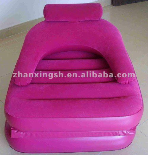 2013 New design inflatable sofa