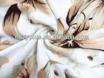 2013 china shaoxing top 10 made-in-china top 10 manufacturers newest snow printed coral fleece fabric