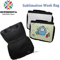 Blank Sublimation Wash Bag ,Diy Personal Hygiene Kits