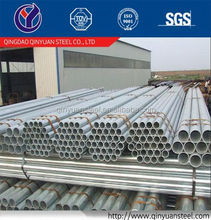 galvanized steel water pipe sizes