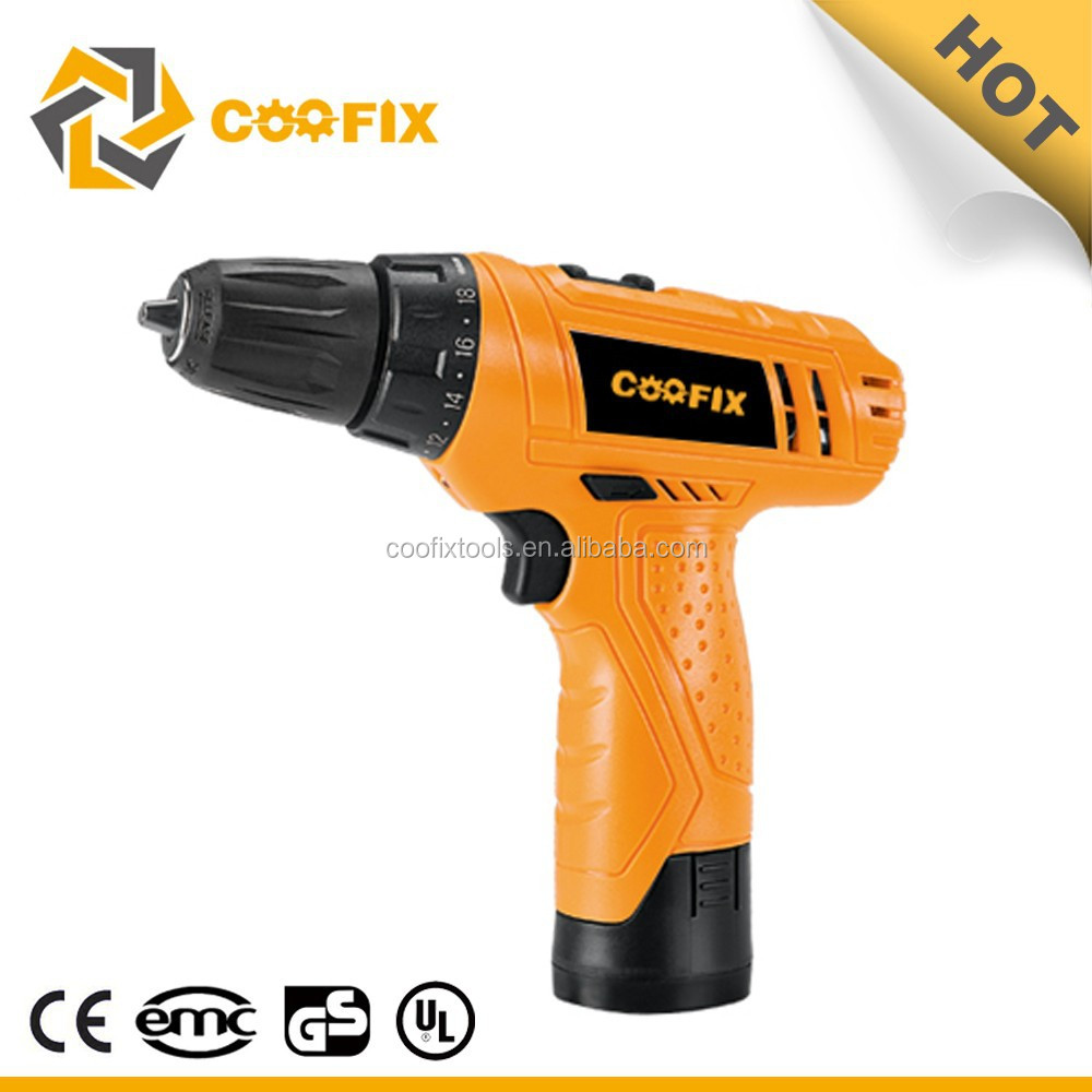 manufacturing company 12v cordless drill 2015 new lithium battery drill cordless power tools