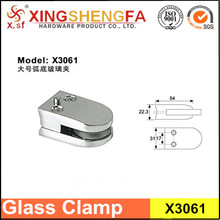 D Glass Clamp