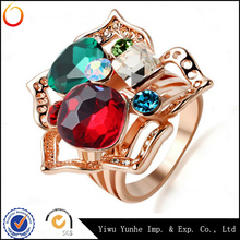 2016 fashion Good Selling Large Description of A Wedding Ring
