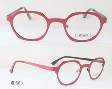 [2012 New Fashion]hot sales Stainless Steel glass frames(CE and FDA approved)