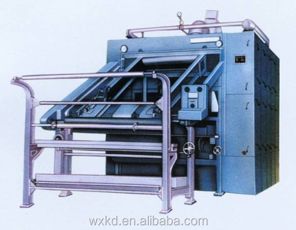 N642A Wool fabric Hot-air stentering and drying machine