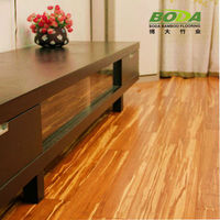 Best Tiger Bamboo Heating Wood Flooring