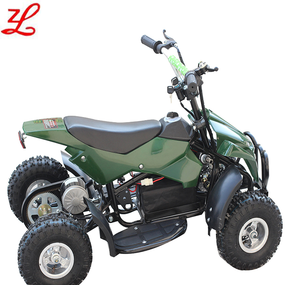 Hot sale mechanical apparatus adult pedal go kart quad bike atv