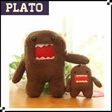 Charming plush toy domo kun, domo toys for sale