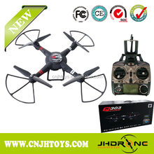 2016 new products Q303 2.4G 4CH RC Quadcopter Wifi Control With Camera FPV Drone