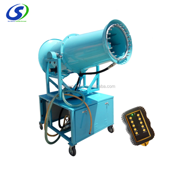 Factory supply fine hydralic pressure mist blower sprayer on building demolition and construction