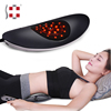 Electric pain relief device for lumbar decompression, Waist pillow