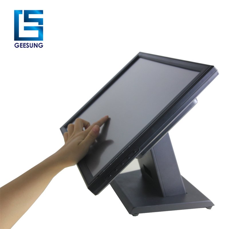 17 inch Resistive touch screen monitor Touch monitor