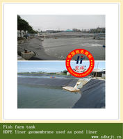 fish farm tank HDPE liner geomembrane