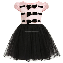 New christening girls ball gown dress kids boutique dresses
