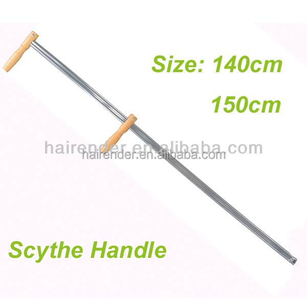 long handle for scythe sickle