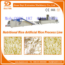 Nutritional/Artificial Rice Process Line--Jinan DaYi Extrusion Machinery