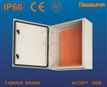 IP66 IP65 JXF power control electrical steel waterproof wall mounting metal enclosure box