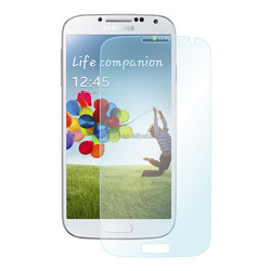 Screen Protector Gold Supplier Tempered Glass impact resistant screen protector for Samsung galaxy s5 i9600 oem/odm