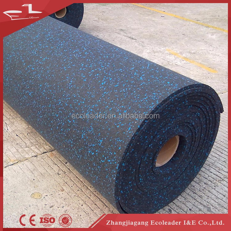 20mm commercial gym rubber tiles/indoor shooting range rubber floor mat for shooting range