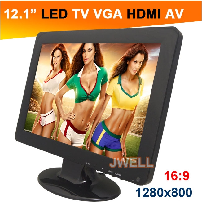 Cheap 12.1 Inch LED LCD TFT <strong>Monitor</strong> (Factory Supply)