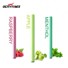 USA OEM logo ocity times 800 puffs 1000 puffs disposable vitamin inhale vaporizer pen energy electronic cigarette