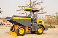 Most practical model! Site dumper DP60