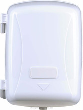 White Center Pull Roll Tissue Box Hand Towel Dispenser automatic paper towel dispenser