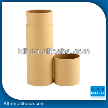kraft paper round packaging box
