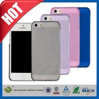 C&T Crystal Clear Hard Transparent Case Cover For Apple iPhone SE / 5S / 5