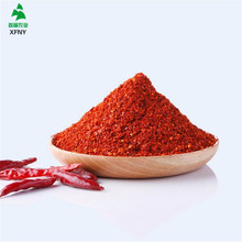 Fruity and bright 80meshes 180maxSHU roasted chilli powder