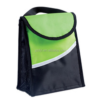 Aluminum insulated foldable cooler bag