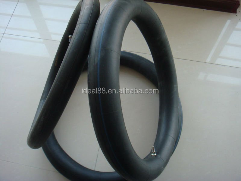 Top Quality made in China Factory Butyl Rubber Motorcycle Inner Tubes