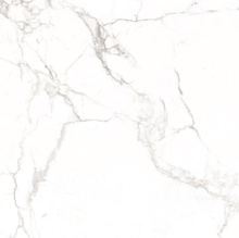 Customized professional 800x800mm full body white marble floor tile