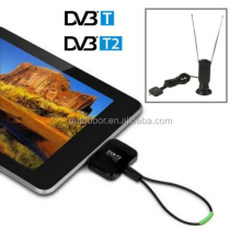 China Wholesale cheap Micro USB Digital TV Receiver / Mobile Watch DVB-T2 TV Tuner Stick for Android Phones / for Pad