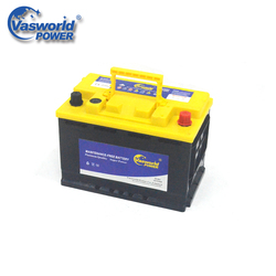 12V Korea Brand Auto Car Battery Dry Battery 12V 75AH With Good Price