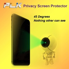 Cheap Price Anti-Spy Tempered Glass Screen Protector, New Arrival Privacy Screen Protector For Iphone 6 Tempered Glass/