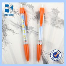 Cheap Custom promotional cheap price ball Banner Pen