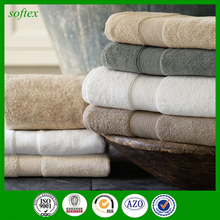 wholesale new premium thick and big high quality 5 star hotel towels 100% cotton