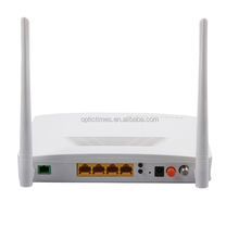Gpon ont price good and Work with HUAWei ZTE OLT for Router type/Bridge type