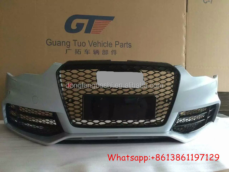 for 2013 audi RS5 bodykit/ front bumper /rear bumper