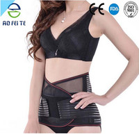 cheap good from china waterproof posture brace back support belt for heavy lifting