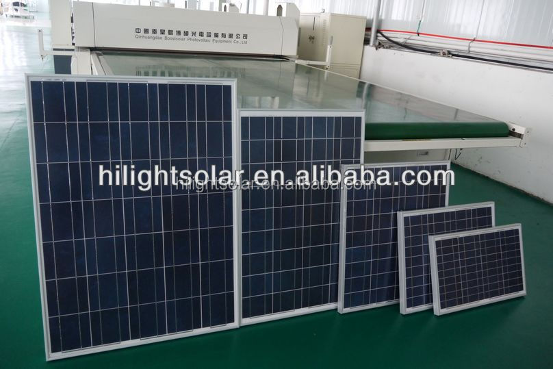 high quality sunrise pv solar panels with competitive price185Wp